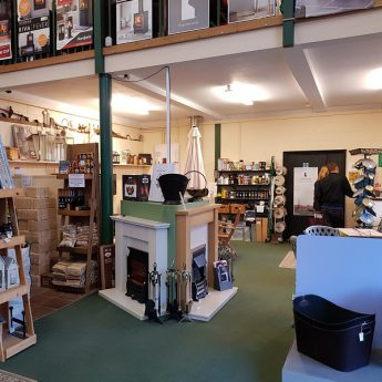 Countrylife Stoves Award Winning Showroom in Ipswich, Suffolk