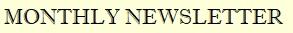 Monthly Newsletter Header