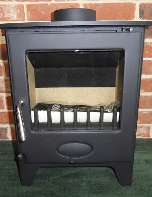 Newman Somerfield SE Multifuel Stove